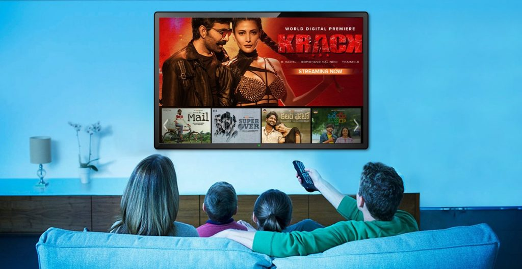 online movies and web series app free